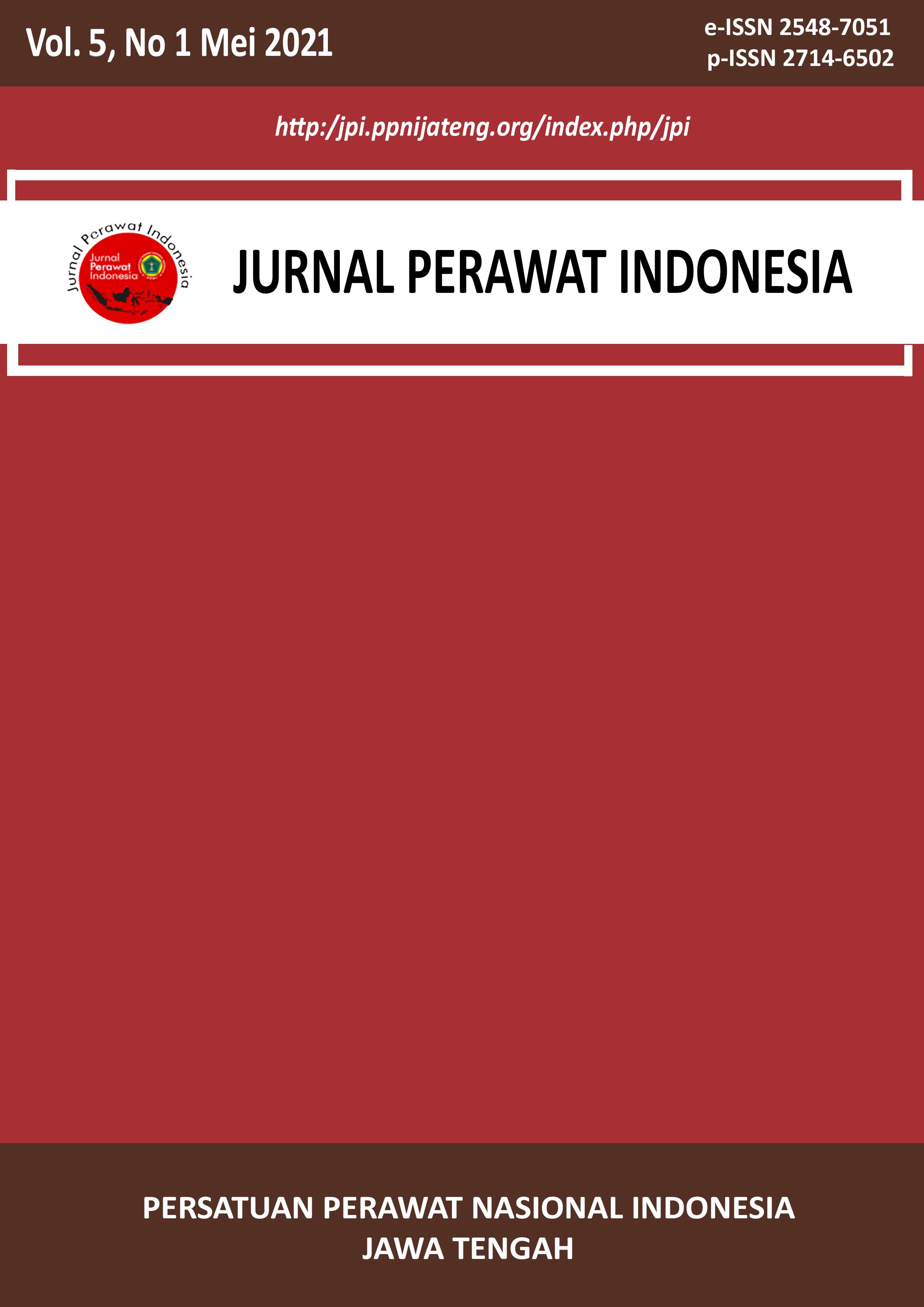 View Vol. 5 No. 1 (2021): May 2021